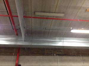 Sistemas de aspiración, una solución adecuada para la detección incendios en falsos techos