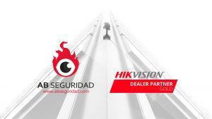 AB Seguridad és integrador i Gold Partner del fabricant de solucions de seguretat Hikvision.
