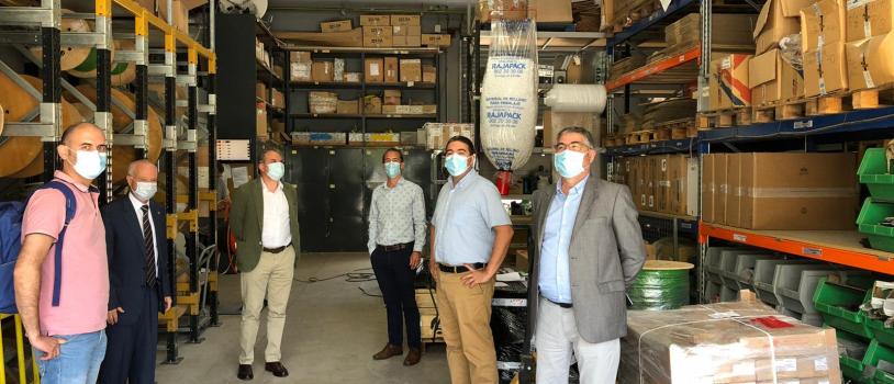 Somos la empresa encargada de mejorar la seguridad y video vigilancia de los embalses de las cuencas internas de Cataluña